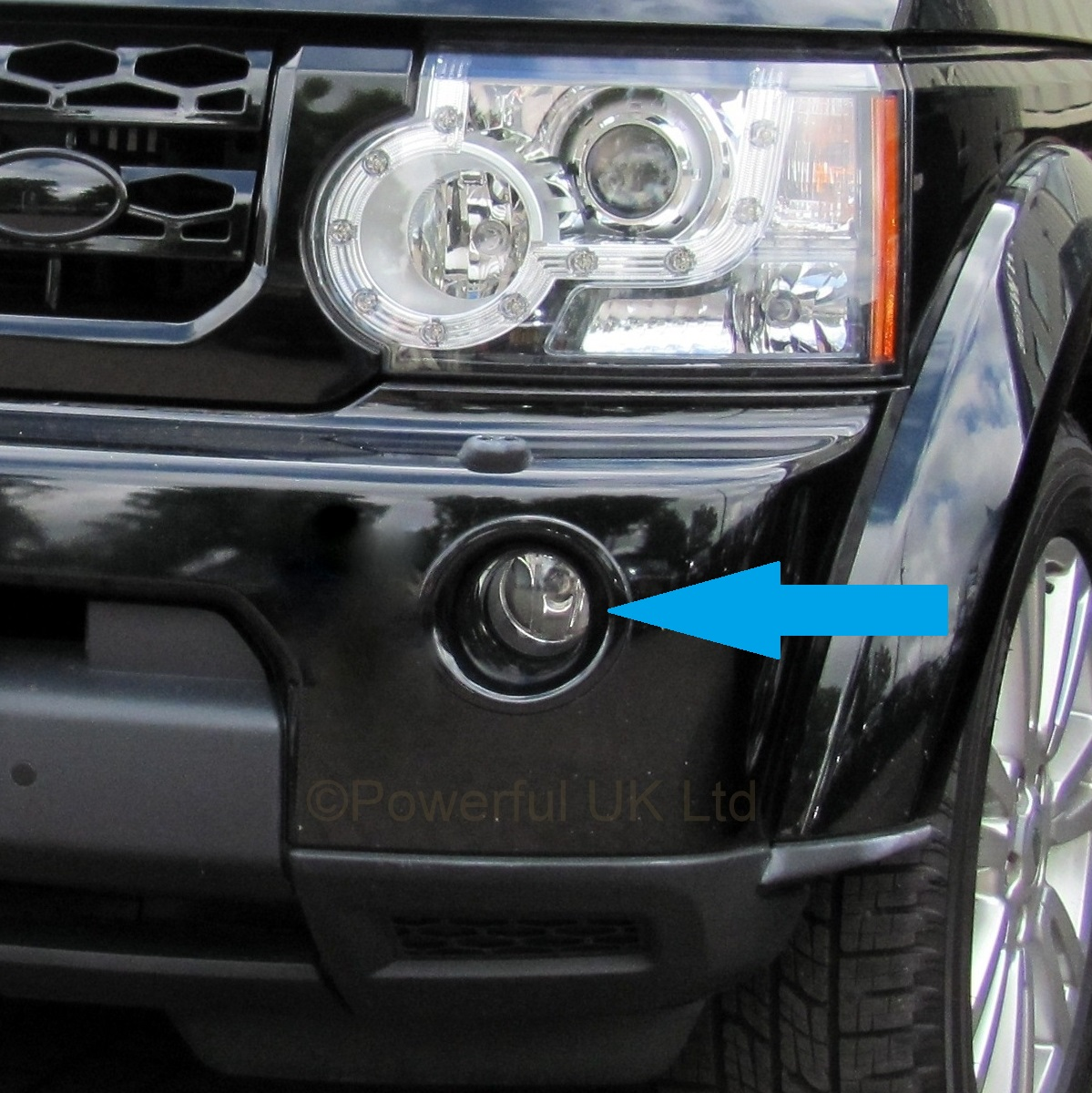 Details About Land Rover Discovery Td5 Headlight Conversion Wiring