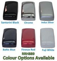 Indus Silver Door Handle Covers for Range Rover Sport 2010 ...