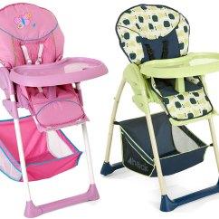 Hauck High Chair Kore Wobble Sit N Relax Highchair Bouncer Feeding Newborn