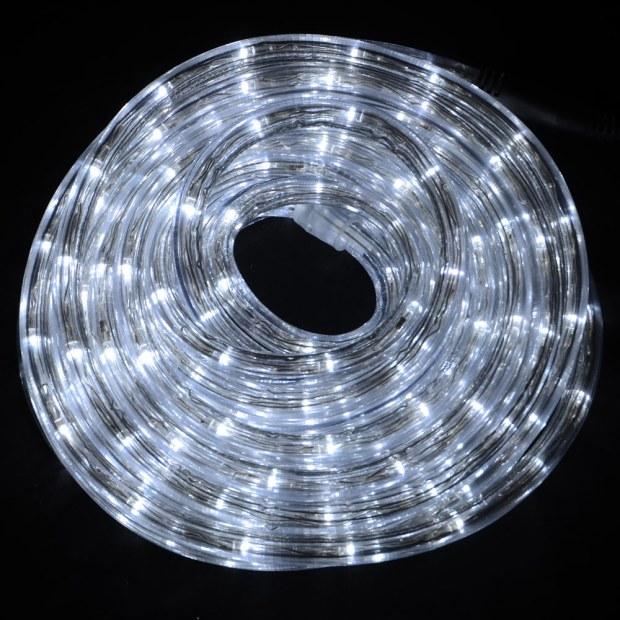 Bright White LED Rope Lights
