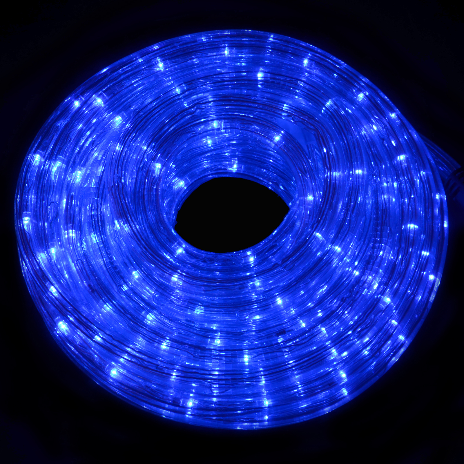 Super Bright Led Chasing Rope Lights Christmas Xmas Indoor