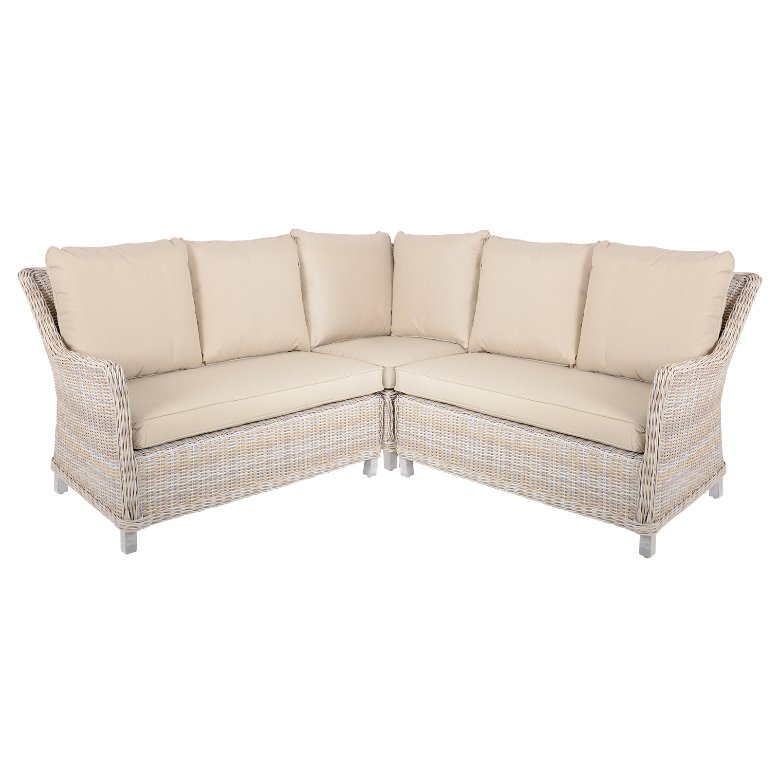 corner sofas for conservatories italian leather in bangalore barbados 4 piece rattan wicker garden conservatory