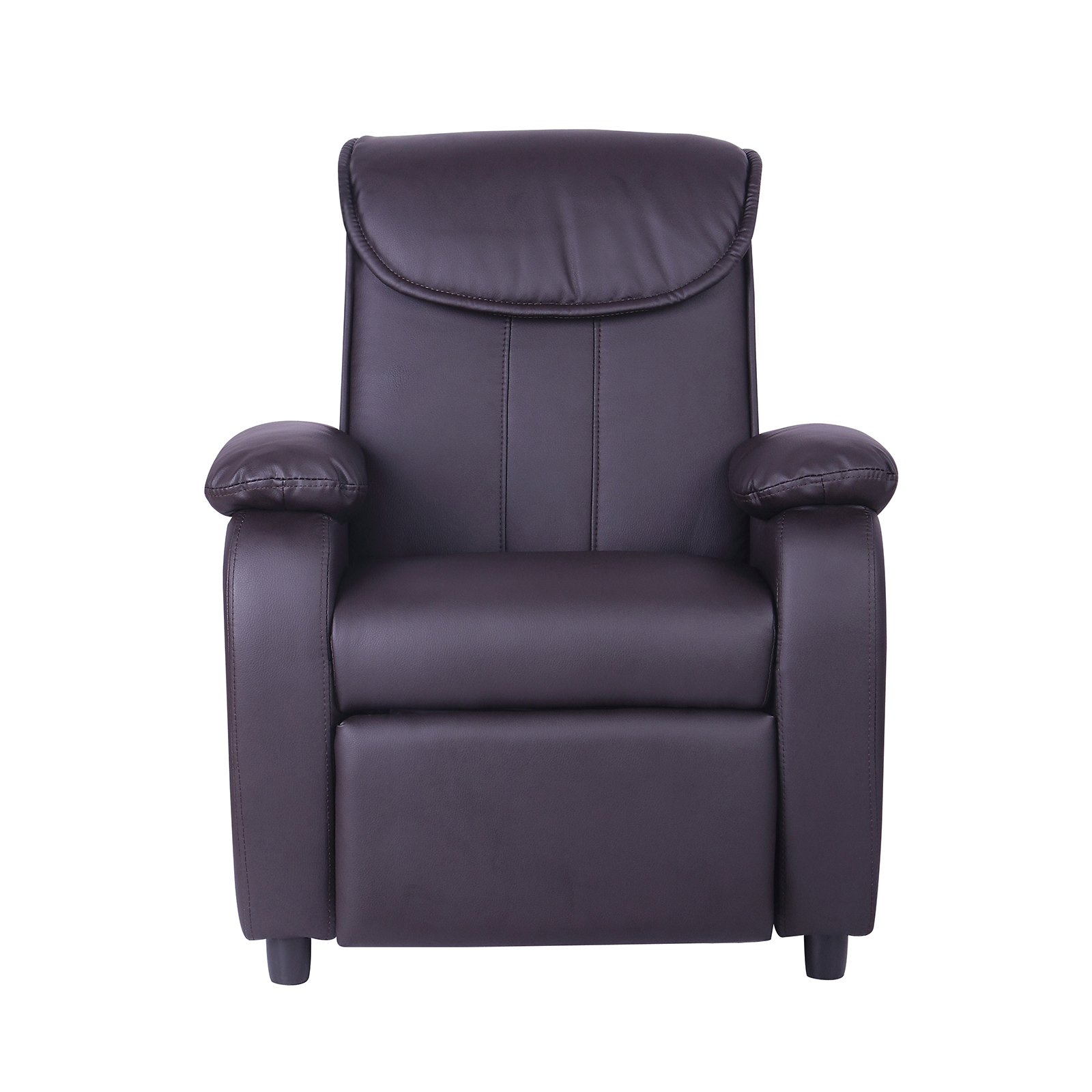 recliner chairs uk ligne roset chair kids childrens faux leather padded reclining