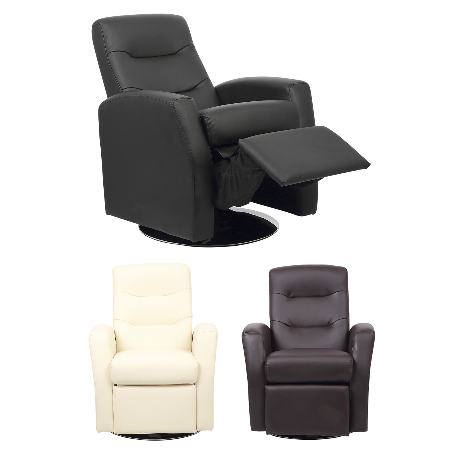 swivel chair child barcelona chairs for sale kids reclining living room furniture padded