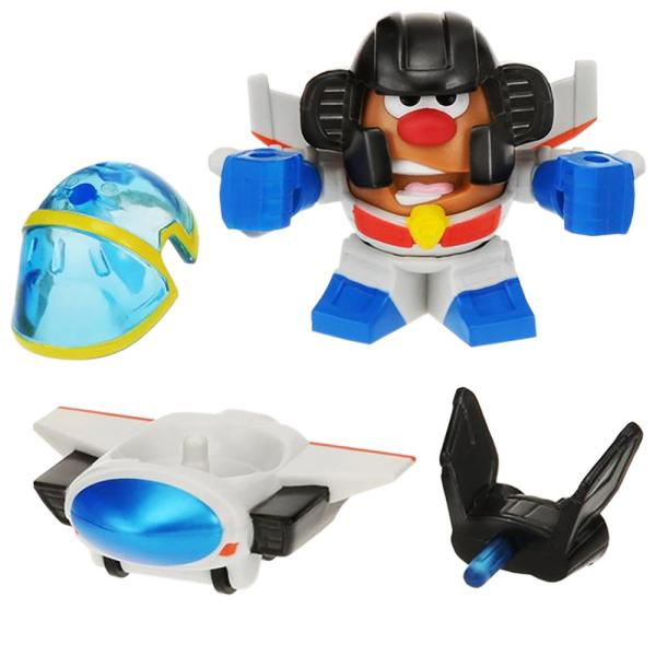 Potato Head Transformers Mash Playskool Starscream