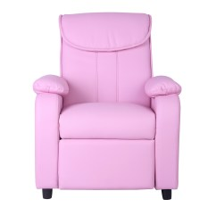 Comfy Chairs For Toddlers Gaming Chair Pc Express Childrens Luxury Recliner Faux Leather