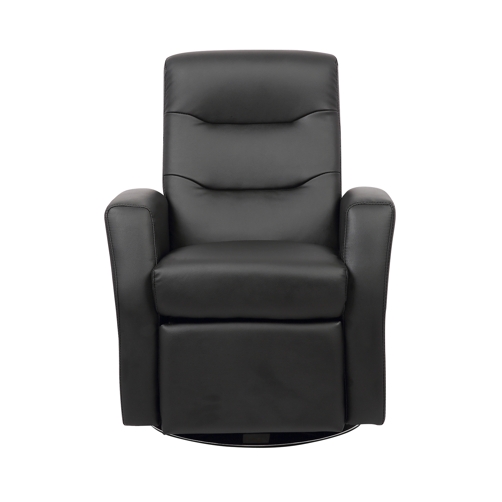 Childrens Luxurious Recliner Chair With Swivel Action Seat