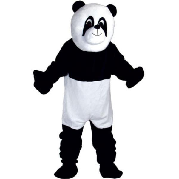 Panda Bear Giant Full Body Mascot Fancy Dress Costume