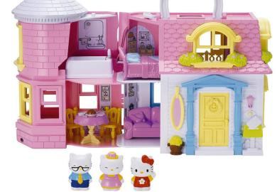 Hello Kitty Kitchen Toy