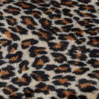 Animal Print Leopard Blanket Throw Reversible Home Bed ...