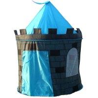 Boys Kids Blue/Grey Prince Castle Indoor / Outdoor Play ...