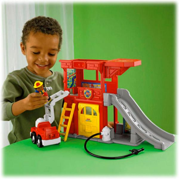 Fisher-Price Little People Fire Station