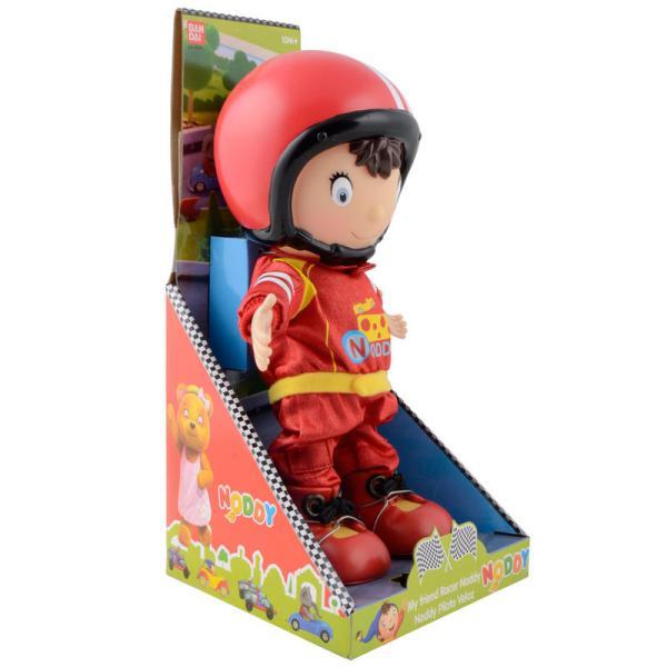 Friend Racer Noddy Toyland Doll Figure Race Car Driver 10 Months