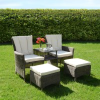 3 Piece Wicker Patio Set | Patio Design Ideas