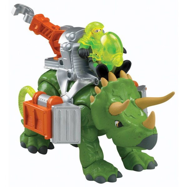 Kids Boys Fisher Imaginext Dinosaur Toy Includes Dvd