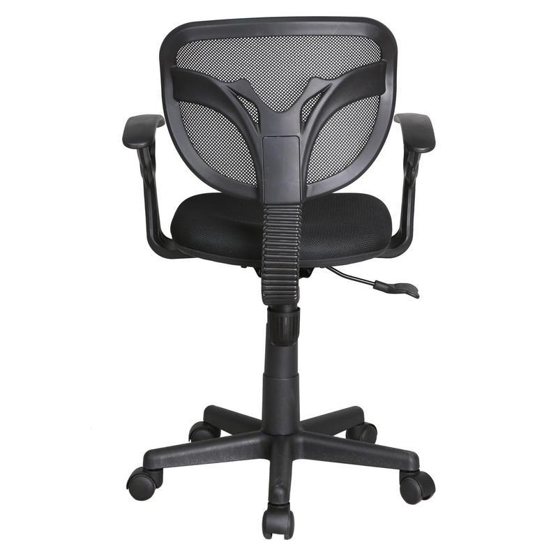 Adjustable Gas Lift Mesh Backrest Swivel Computer Desk