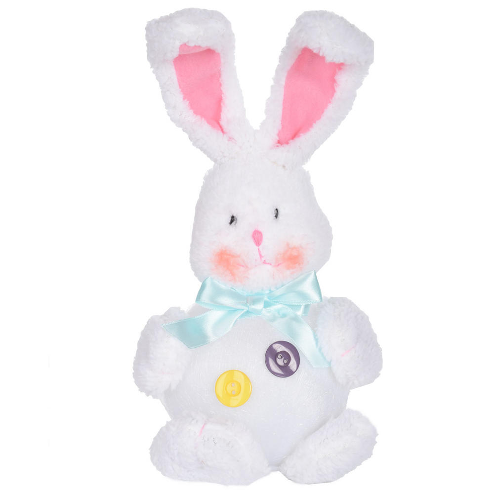 28 Light Up Easter Decorations Light Up Easter Bunny 18in