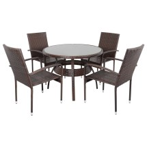 Costco Outdoor Furniture Table Chairs