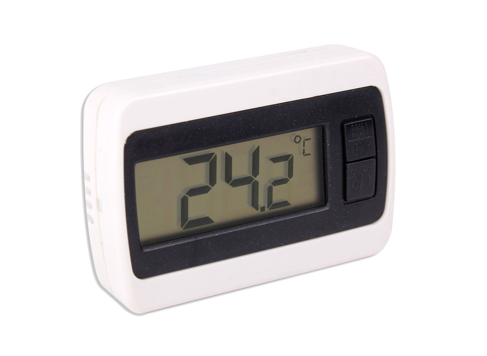 New Indoor LCD Room Temperature ThermometerGauge With