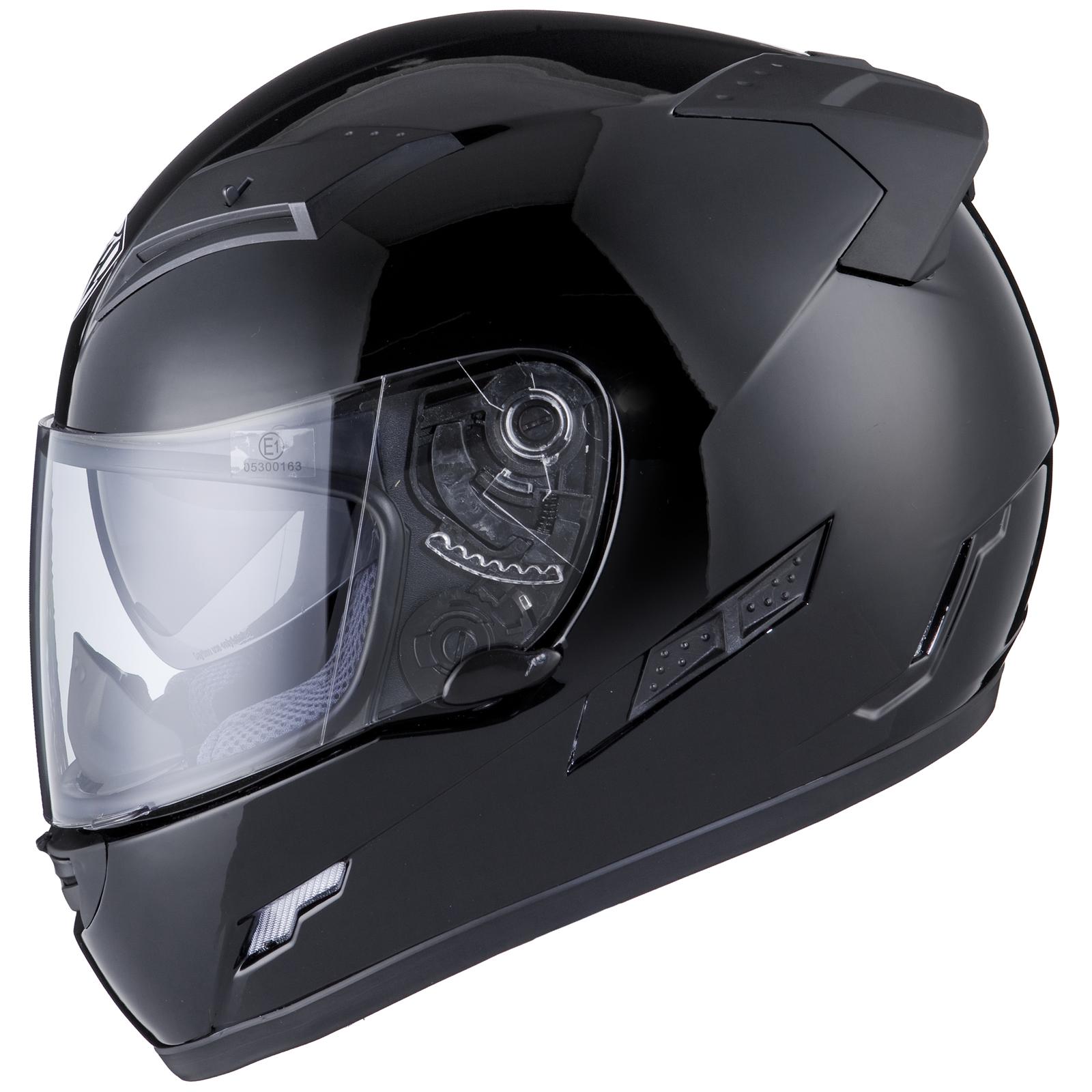 4891d85d Motorcycle Visor | Full Face Motorcycle Helmet Scooter Inner Sun Visor