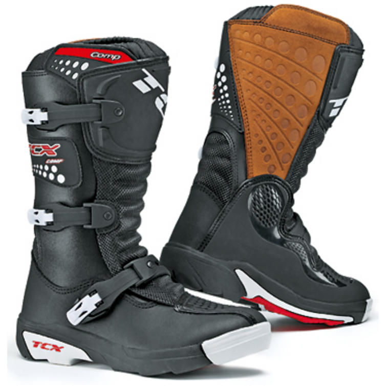 Tcx Comp Kids Motocross Boots Christmas Gifts For Bikers