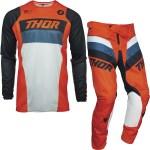 Thor Pulse Racer Motocross Jersey Pants Orange Midnight Kit New Arrivals Ghostbikes Com