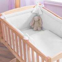 Clair de Lune Cotton Candy 2 Piece Crib Quilt & Bumper ...
