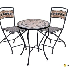 2 Chair Bistro Set Spandex Covers To Buy Pompei Table Chairs Patio Garden