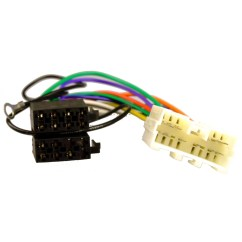 2003 Mitsubishi Lancer Car Radio Stereo Audio Wiring Diagram Carling Switch Harness Adapter For Iso Plug Adaptor,harness • 138dhw.co