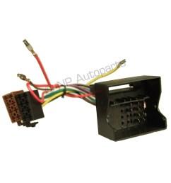 ai ewh1010 car stereo wiring harness for audi bmw vw bu wiring harnes vw polo mk 4 05 09 iso adaptor lead [ 1000 x 1000 Pixel ]