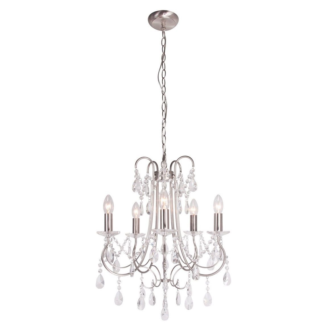 Debenhams Home Collection 'Trinity' Chandelier Ceiling