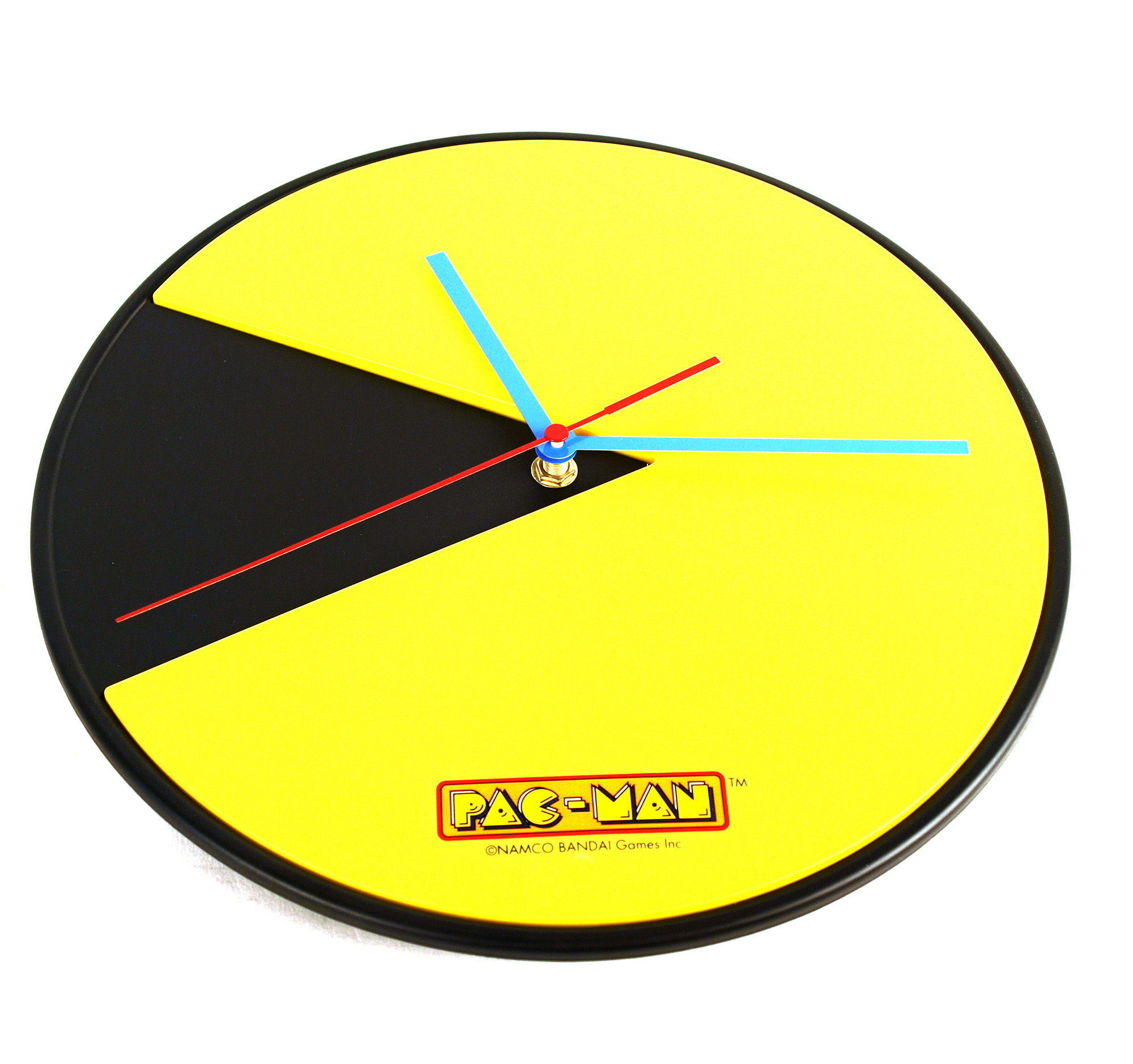 Pac Man Wall Clock Pink Cat Shop