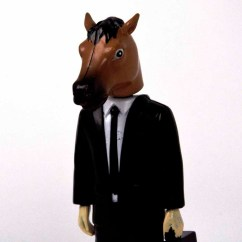 Kitchen Cooking Games Simple Table Centerpiece Ideas Horse Head Man Dashboard Wobbler | Pink Cat Shop