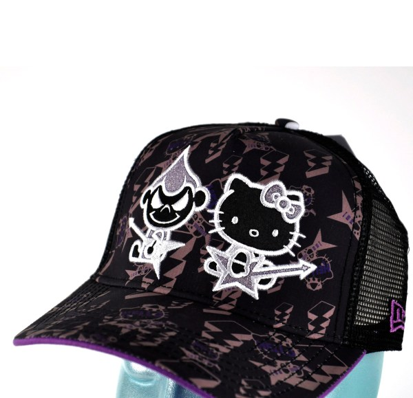 Kitty & Mad Barbarians Lightening Baseball Hat