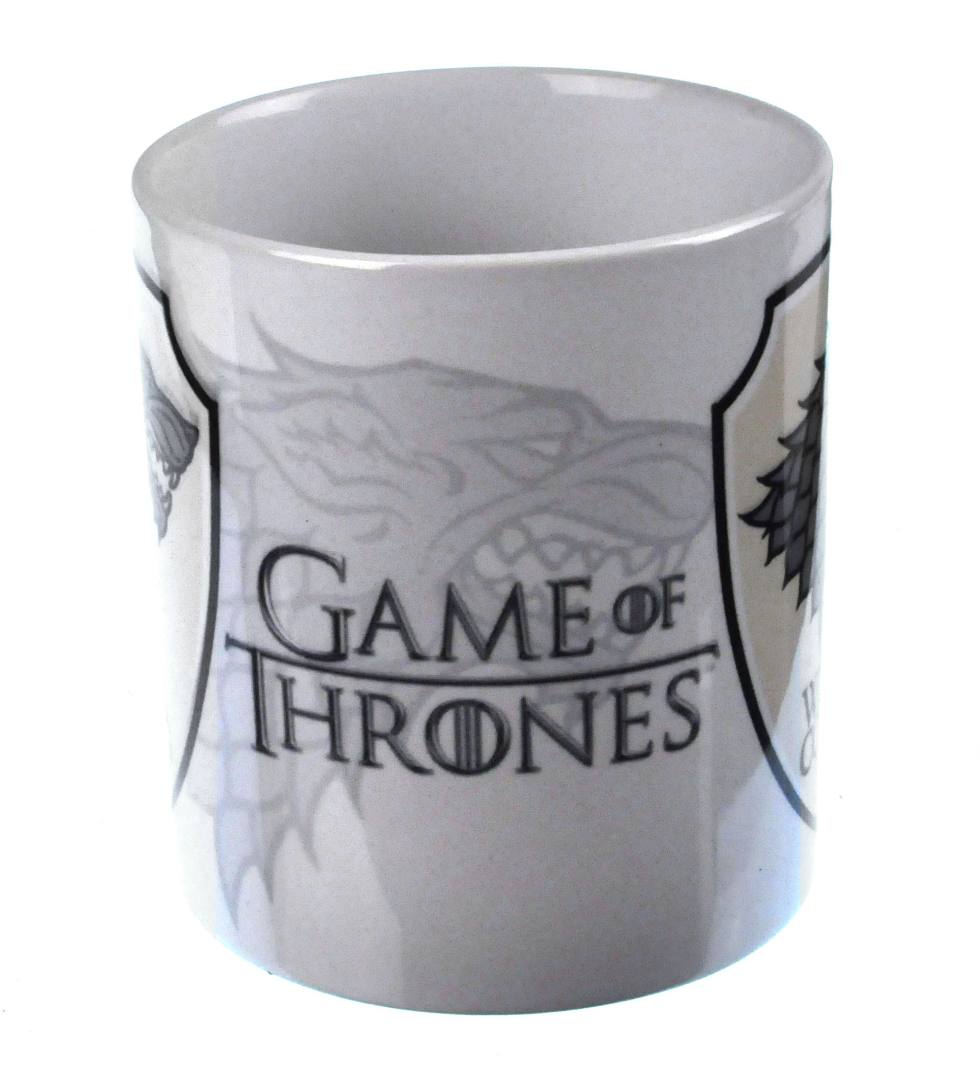 Winter Is Coming Game Of Thrones Mug Pink Cat Shop