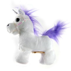 Kids Play Kitchen Accessories Pottery Barn Kitchens Magical Unicorn - The Trotting, Tail And Mane Shaking ...