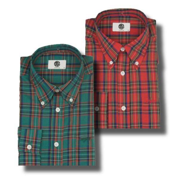 Stewart Tartan Plaid Shirts
