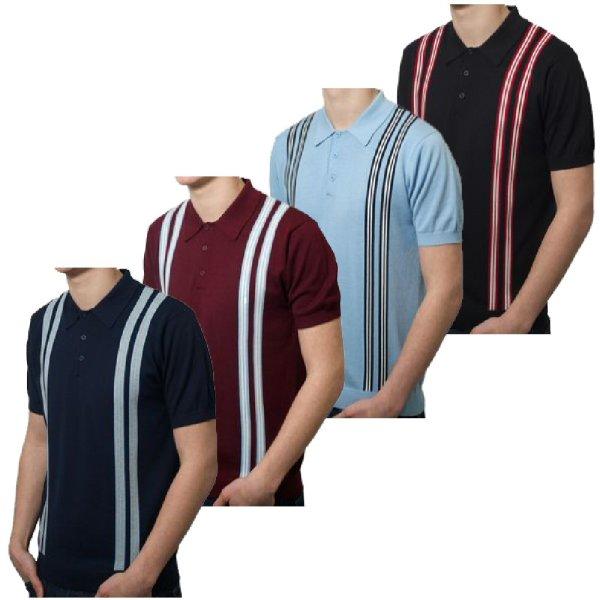 Retro Polo Shirts