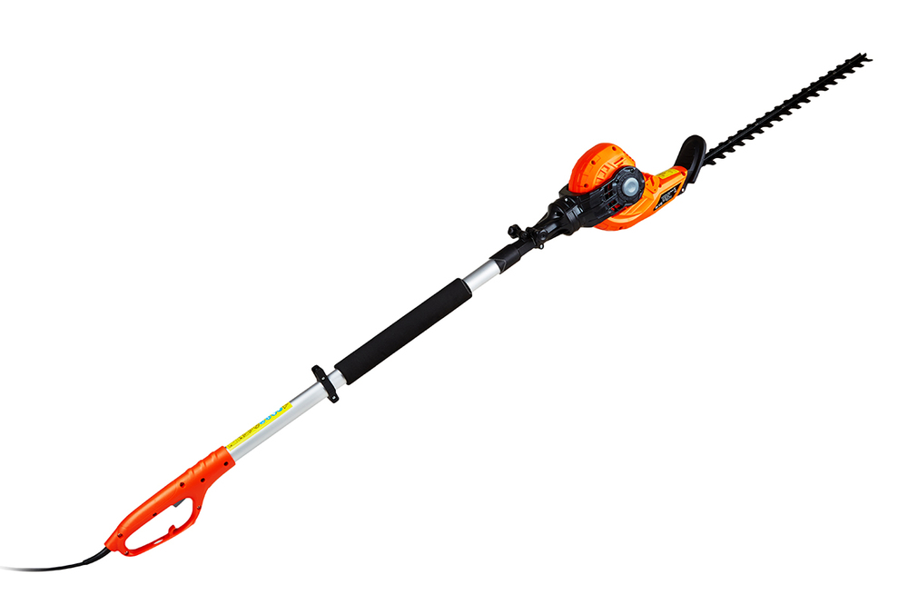 Long Reach Hedge Trimmer Telescopic Pole with Muilti Angle