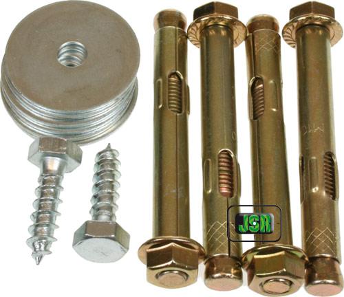 Gunsafe Fixing Pack Cabinet Gun Safe For Brattonsound