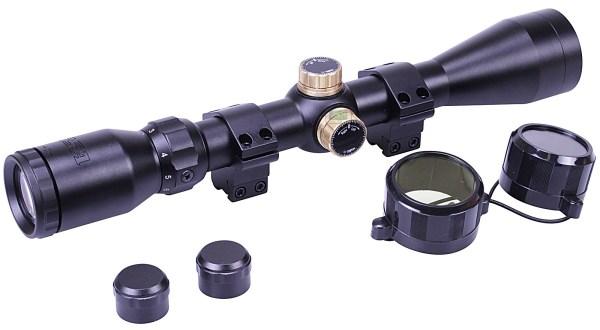 BSA EMD 39x40 Essential TELESCOPIC Air Gun Rifle SCOPE