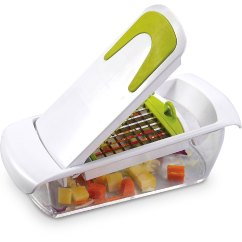 Kitchen Dicer Slicer Black Cabinet Handles Vegetable Choppers Dicers Video Search Engine At