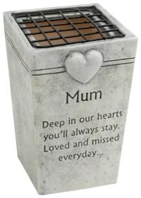 In Loving Memory Grave Flower Vase Holders / Pot ...