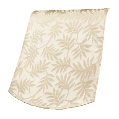 Decorative Chair Covers Lazy Boy Canada Traditional Leaf Style Antimacassar Chairback