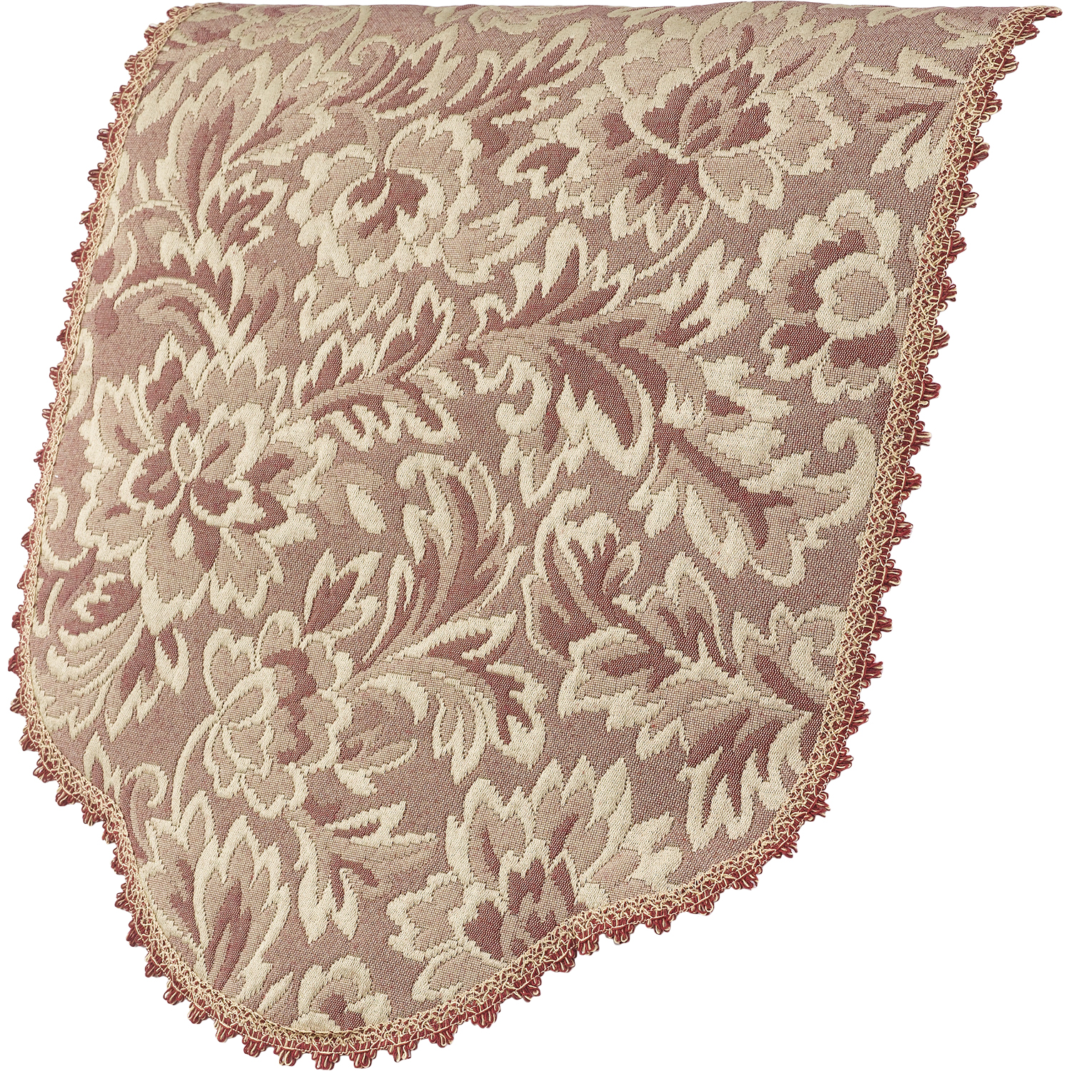 decorative chair covers swivel parts canada single antimacassar back floral jacquard