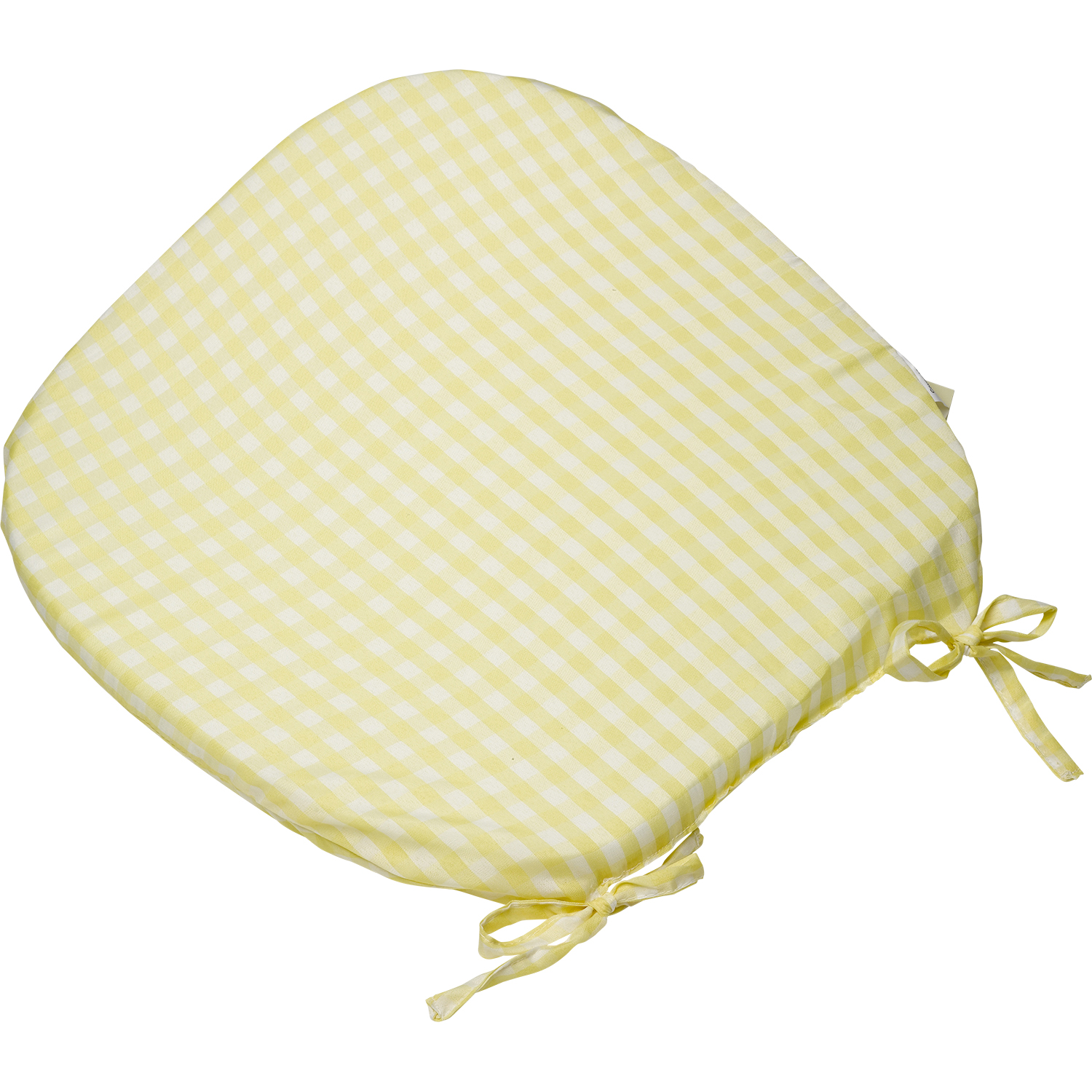 Gingham Chair Gingham Check Tie On Seat Pad 16 Quot X 16 Quot Kitchen Outdoor