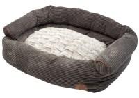 Jumbo Dog Bed Petface Corduroy XL Sofa Style Pet Basket ...