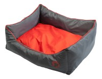 Petface Waterproof Oxford Pet Bed Puppy Dog Luxury Oval or ...
