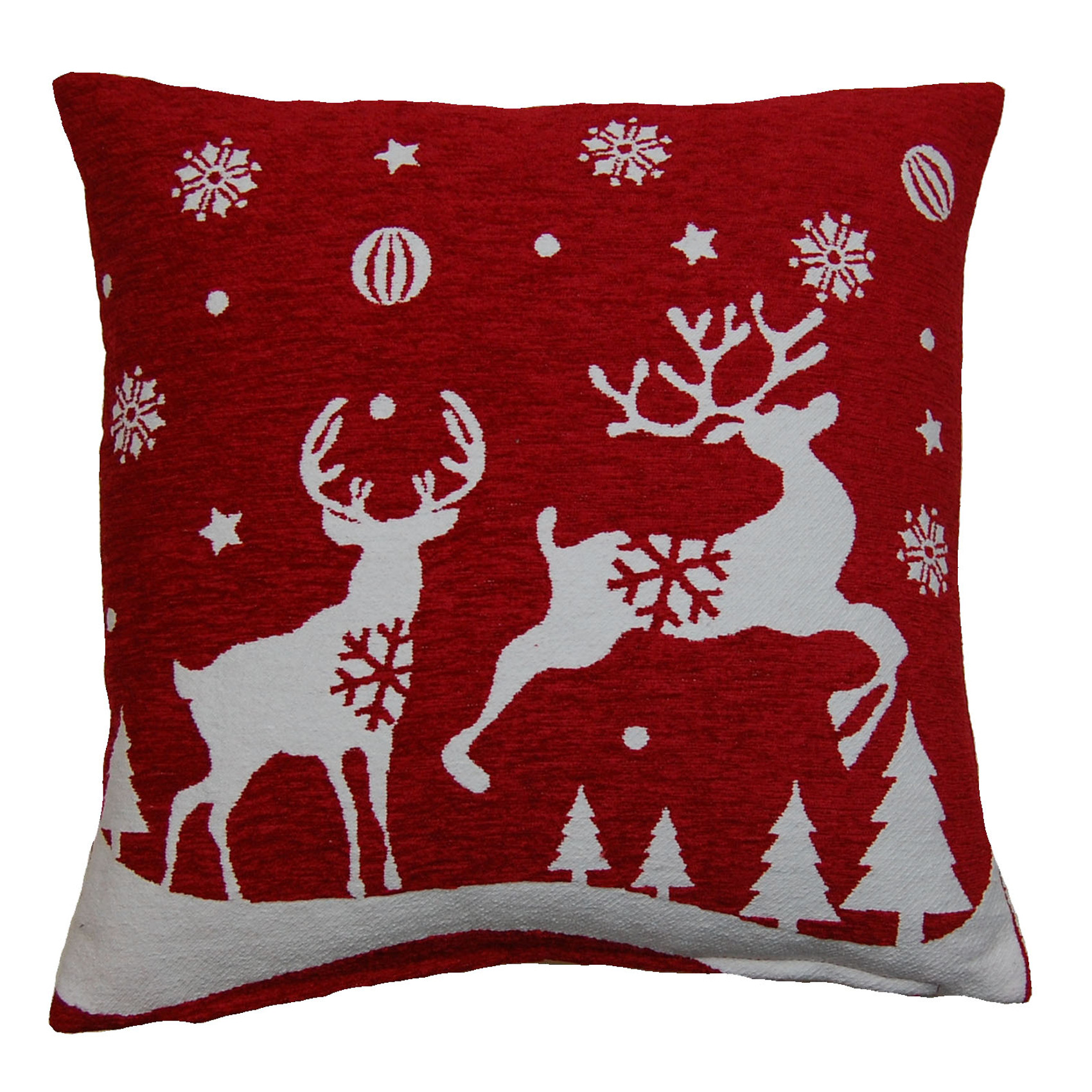 ebay uk christmas chair covers antique blue dining chairs festive cushion decorative xmas