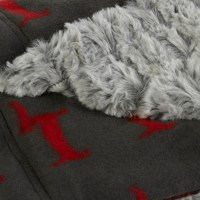Super Soft Fleece Pet Blankets Petface Warm & Cosy ...